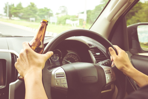 Negative Consequences of Drunk or Drugged Driving